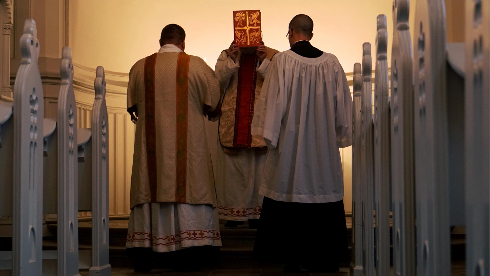 Evangelienprozession