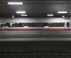 Bahnhof Mannheim — Photo von Br. Justinus' Zugreise