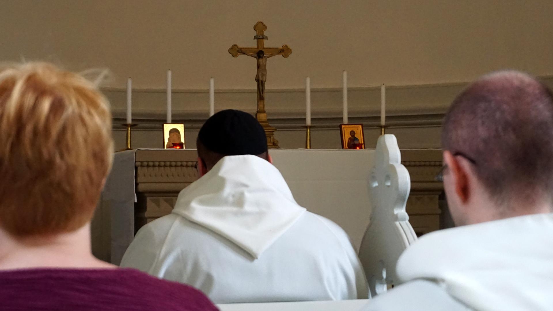 Non und Altar Regionalkonvent Verklärung Christi August 2017