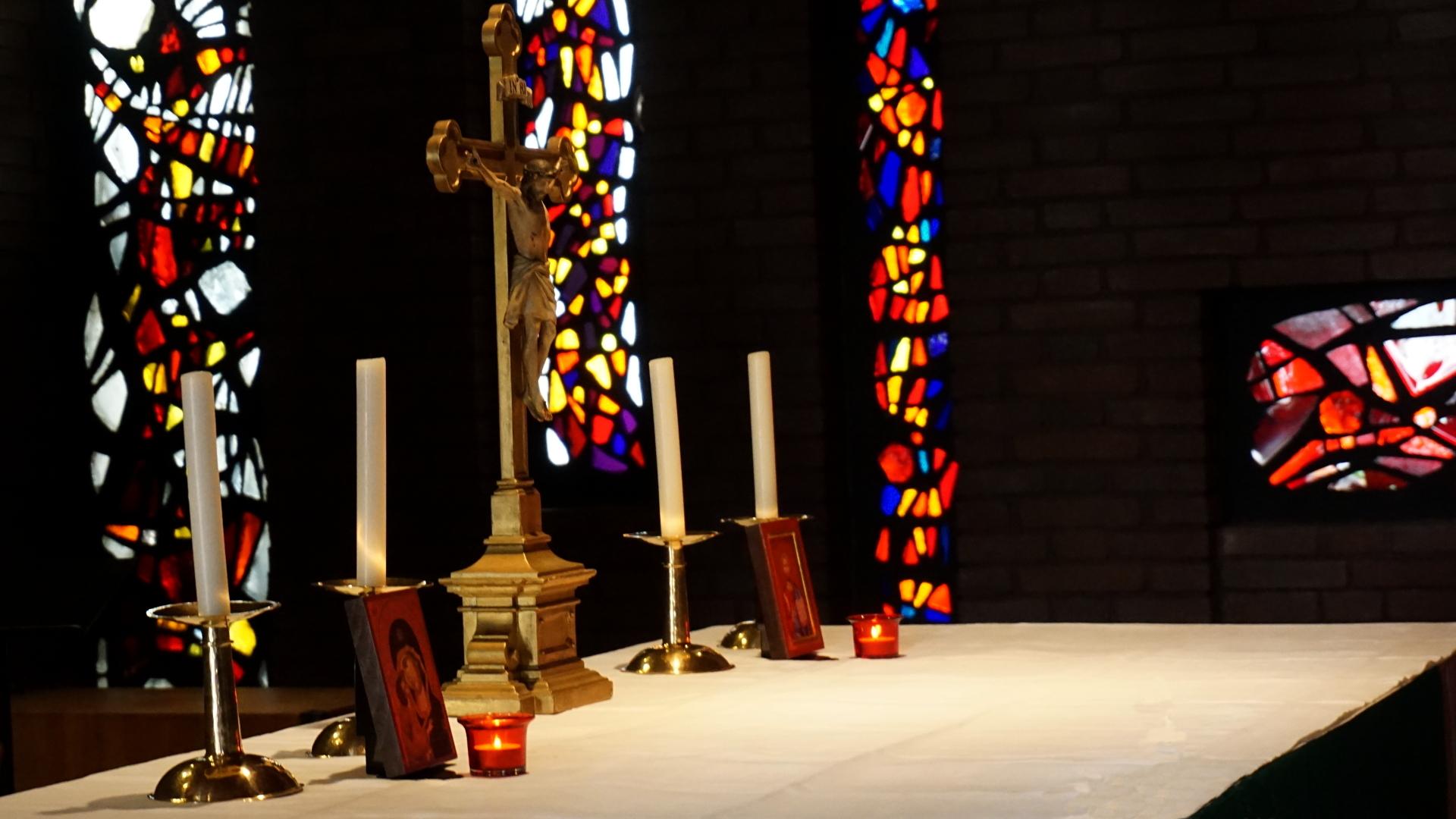 Altar zur Non — Regionalkonvent im September 2017 Köln