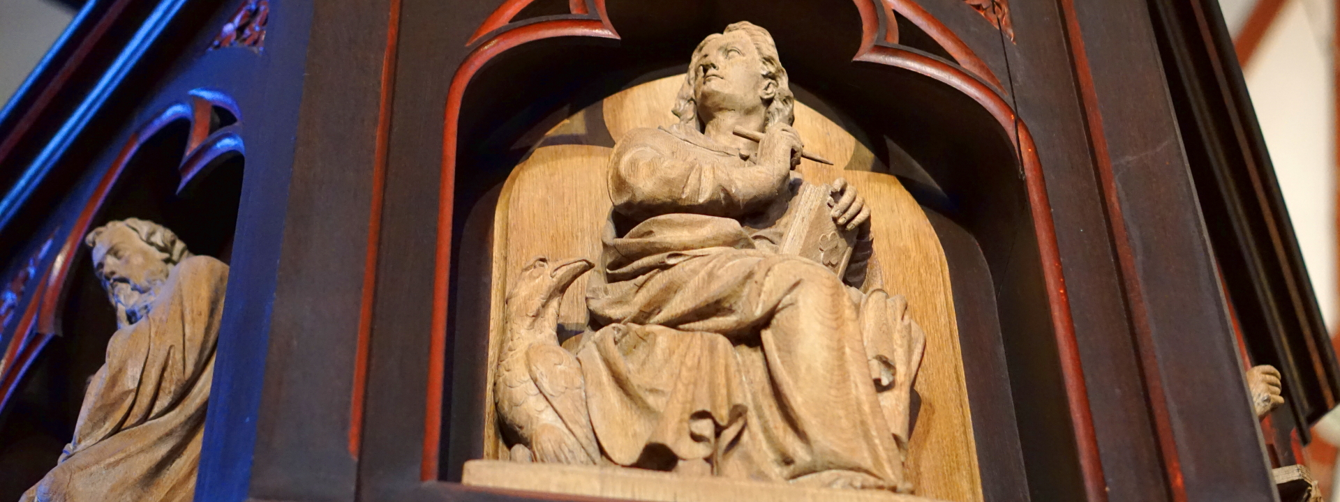Johannes Evangelista — Regionalkonvent Januar 2018 — Eremiten